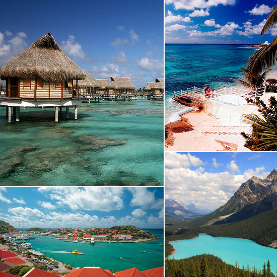 Vacation Like a Celebrity With These Favorite Travel Spots