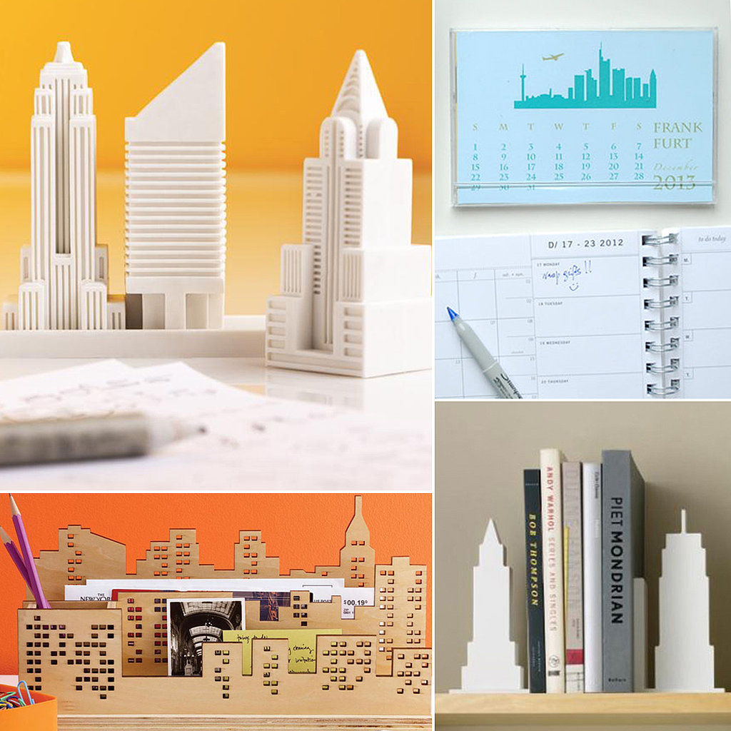 Desk and the City: Skyline Accessories to Liven Up Your Work Space
