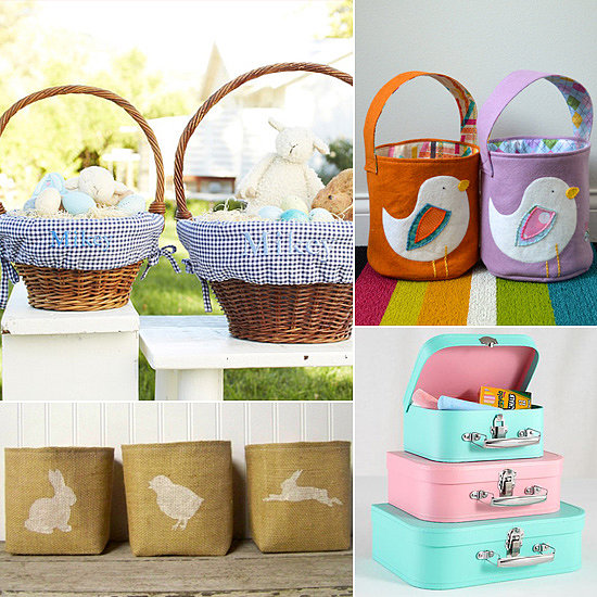 The Best Easter Baskets For Sweet Chicks and Bunnies