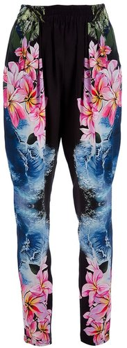 Stella Mccartney print harem trouser