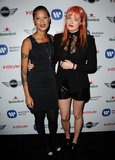 Aino Jawo and Caroline Hjelt of Icona Pop