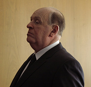 Anthony Hopkins's Alfred Hitchcock Makeup