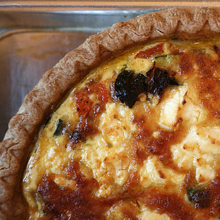 Mediterranean Quiche Recipe