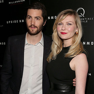 Kirsten Dunst and Jim Sturgess at Upside Down Screening