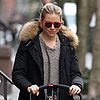 Sienna Miller With Baby Marlowe in NYC | Pictures