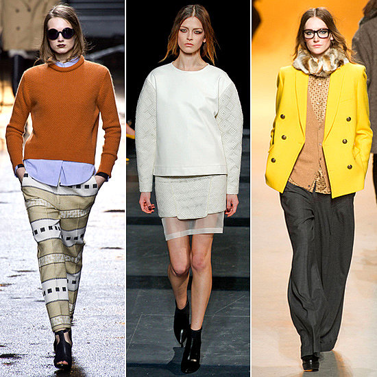 Fall 2013 Runway Looks to Wear Now