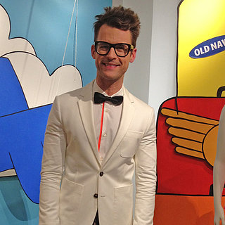 Brad Goreski Interview at Old Navy 2013
