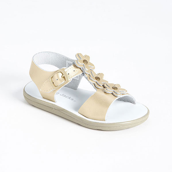 Jumping Jacks Sunflower Sandals