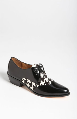 L.A.M.B. 'Olesia' Lace-Up Oxford