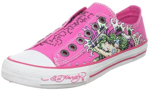 Ed Hardy Women&#039;s Odil Fashion Sneaker