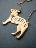 Personalized Dog Necklace