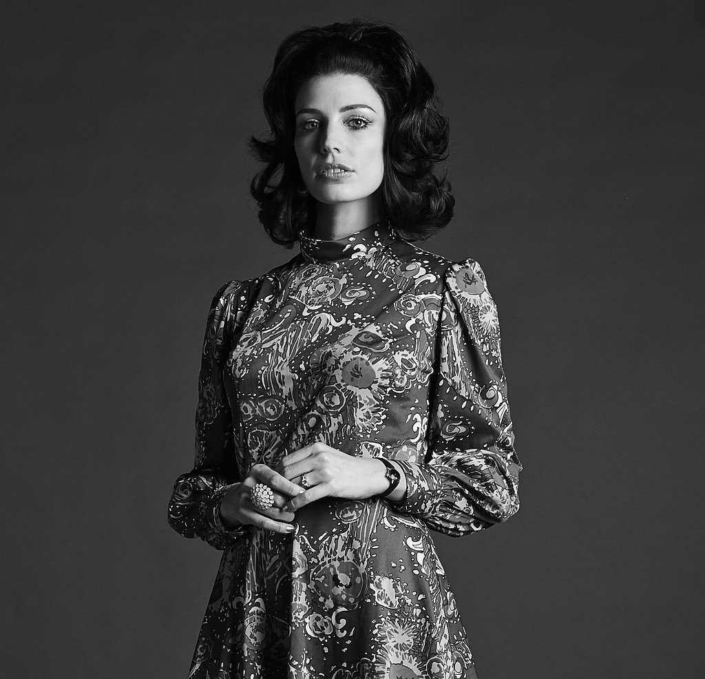 Jessica Paré on Mad Men.