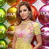 Eva Mendes Wearing Valentino Dress