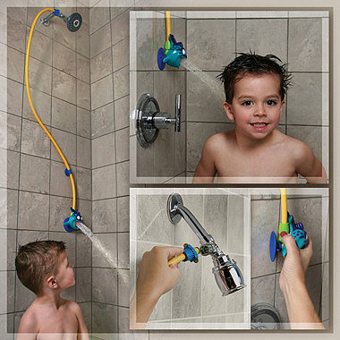 Rinse Ace My Own Shower Children&#039;s Showerhead