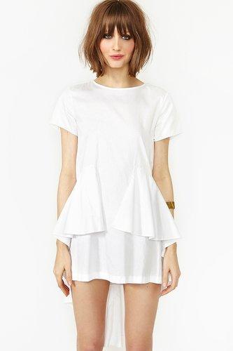 Dream Lover Peplum Dress