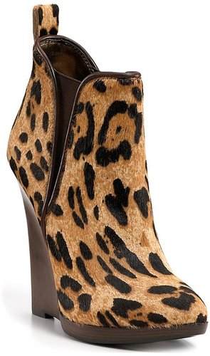 "Pelle Moda ""Nelle"" Wedge Booties"