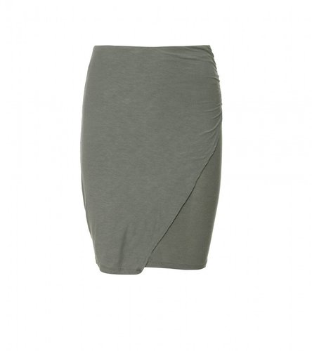 James Perse SARONG MINI SKIRT