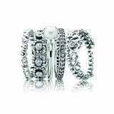 PANDORA sterling silver rings from $55 each.
