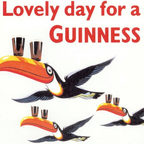 Famous Guinness Ads