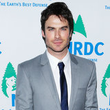 Ian Somerhalder at the 2013 Game Changer Awards | Pictures