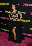 Selena Gomez Goes Glam to Celebrate Spring Breakers in LA