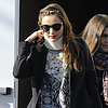 Miranda Kerr Wearing a Neck Brace | Pictures