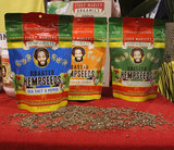 Ziggy Marley Roasted Hemp Seeds