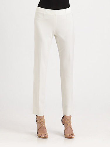 Theory Belisa Cropped Pants
