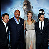 G.I. Joe Retaliation Sydney Premiere with The Rock