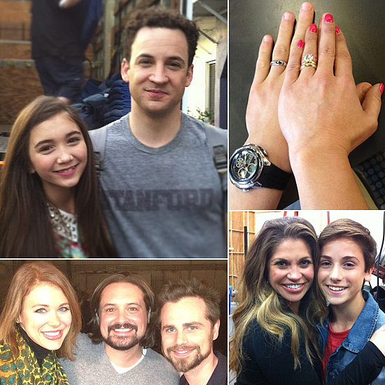 Girl Meets World: See All the Behind-the-Scenes Pictures