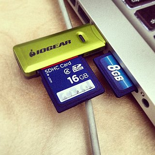 Clearing Out Your SD Cards