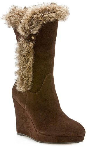 Coconuts Icy Wedge Boot