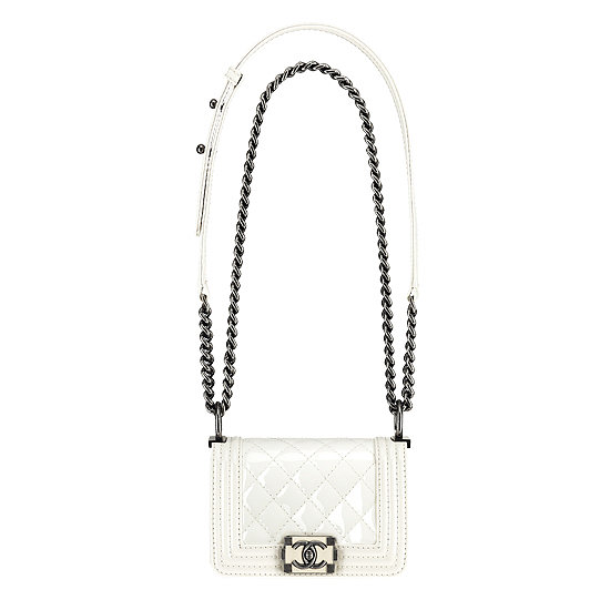 Chanel Boy Bag Spring 2013