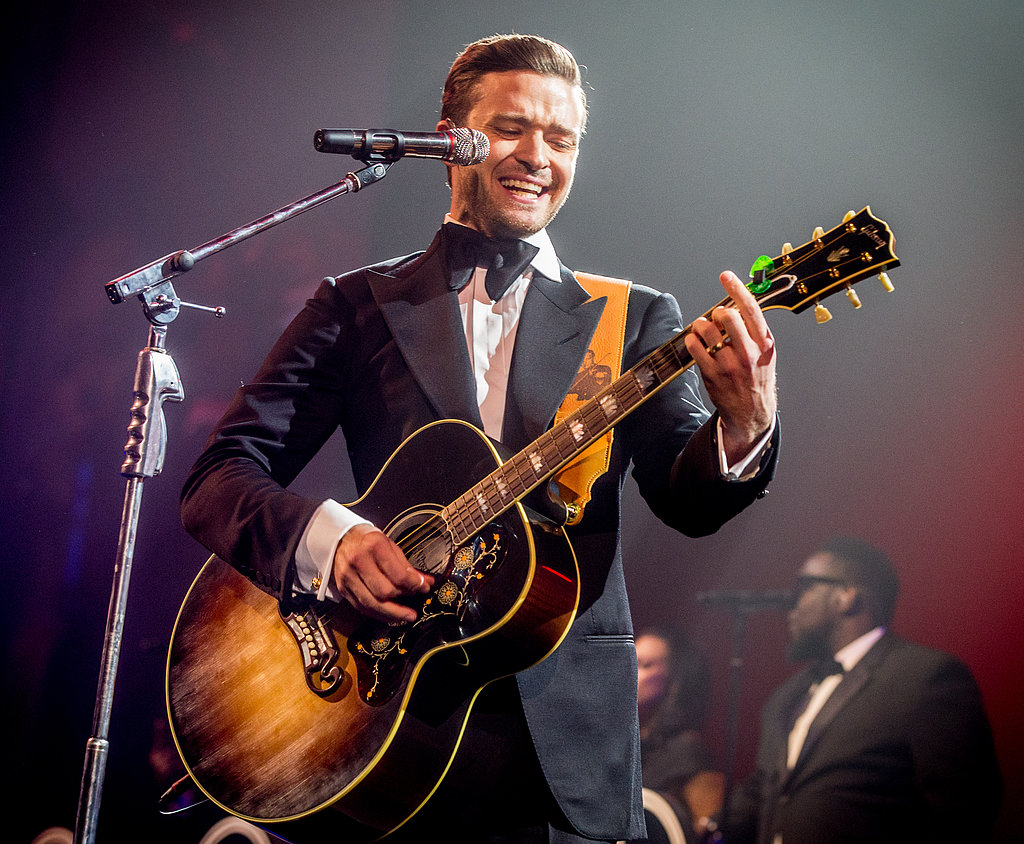 "Justin Timberlake headlined his first show since 2007 on Feb. 2, when he took the stage for DirecTV's pre-Super Bowl bash. At the event, he and Jay Z performed ""Suit & Tie"" together live for the first time."