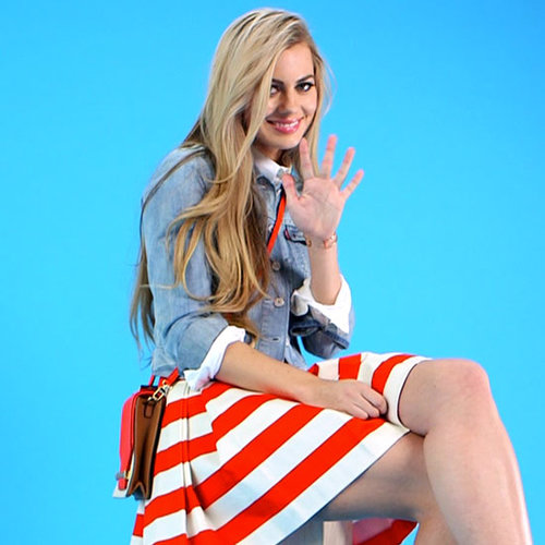 Stripes Trend | Spring 2013 (Video)