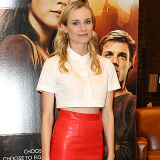Diane Kruger at the Grove Barnes and Noble | Pictures