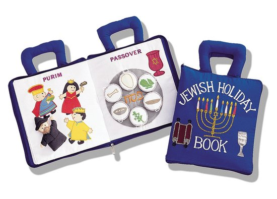 Jewish Holiday Soft Book