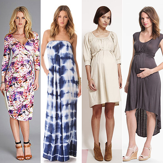 Spring Fling: 18 Maternity Dresses to Usher in Warmer Weather