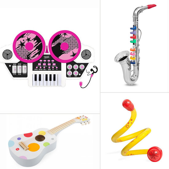 Bring On the Beat: Instruments For Little Ladies Who Rock