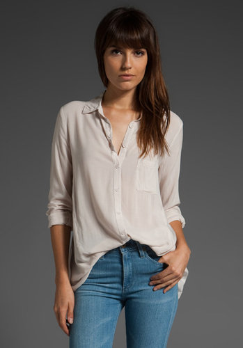 Splendid Shirting Button Down Top