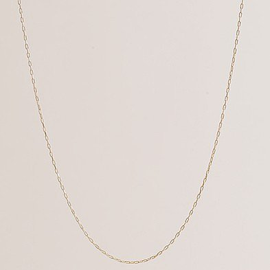 "28"" Luxe Link Necklace"