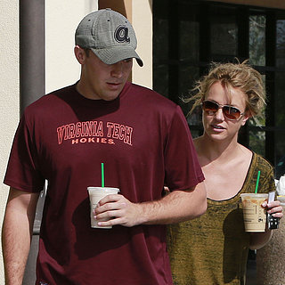 Britney Spears mit neuem Freund