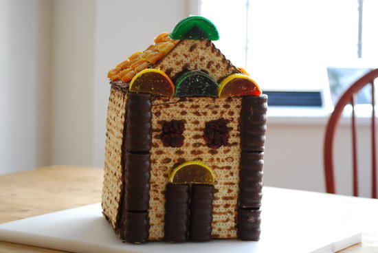 A Matzo House
