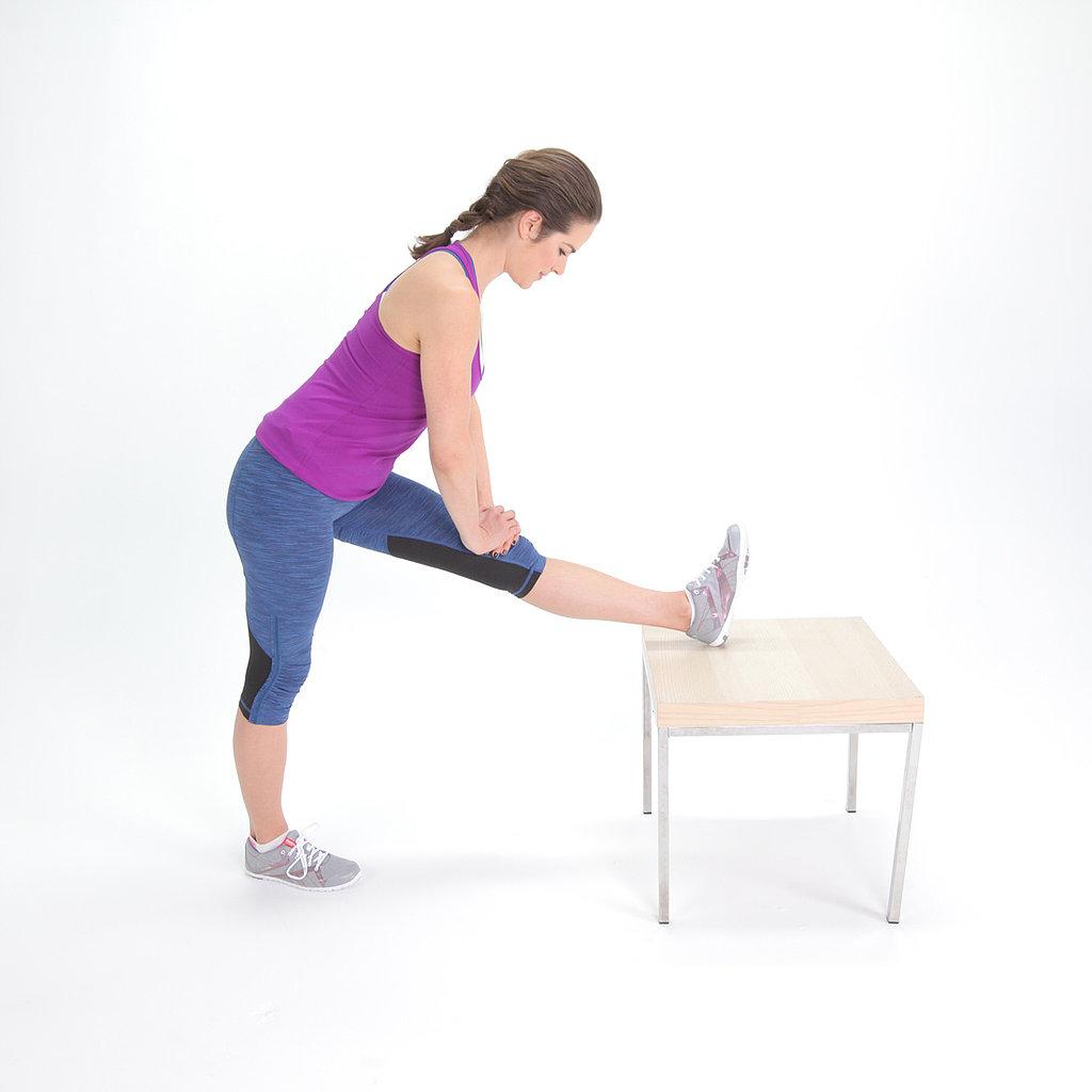 Advanced Standing Hamstring Stretch