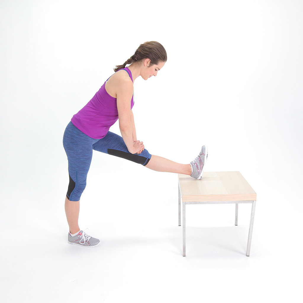 Tight Hamstring: Advanced Standing Hamstring Stretch