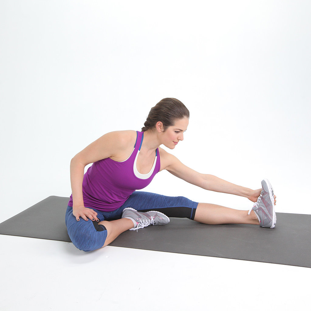 Modified Hurdler Stretch