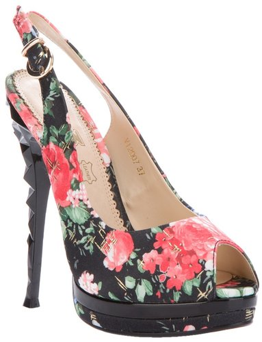 It3 floral print sandal