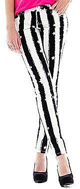 L'Amour Nanette Lepore Stars and Stripes Jeggings