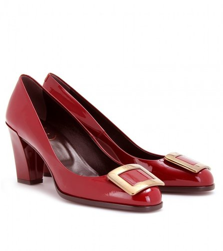 Roger Vivier PATENT LEATHER PUMPS