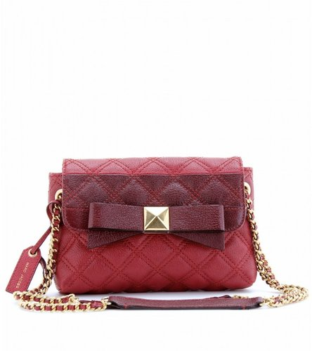 Marc Jacobs THE NEW SINGLE QUILTED LEATHER SHOULDER BAG